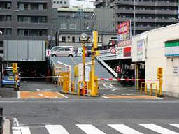 キャッスル第二駐車場